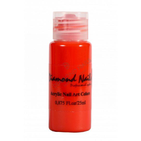 Pittura Acrilica - Rosso Sangue 008