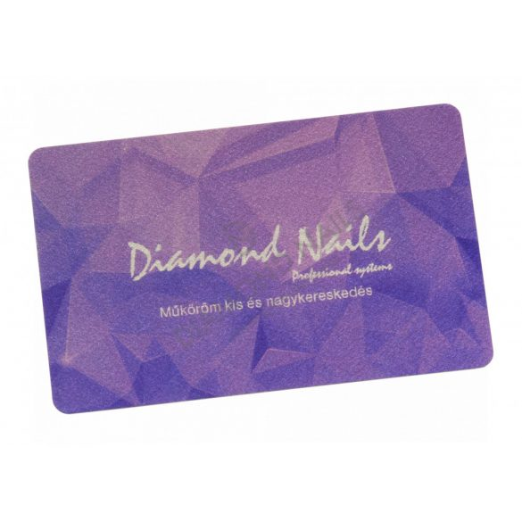 Diamond Nails Gift Card - Carta Prepagata da 25 Euro