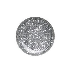 Gel Argento Glitterato 077
