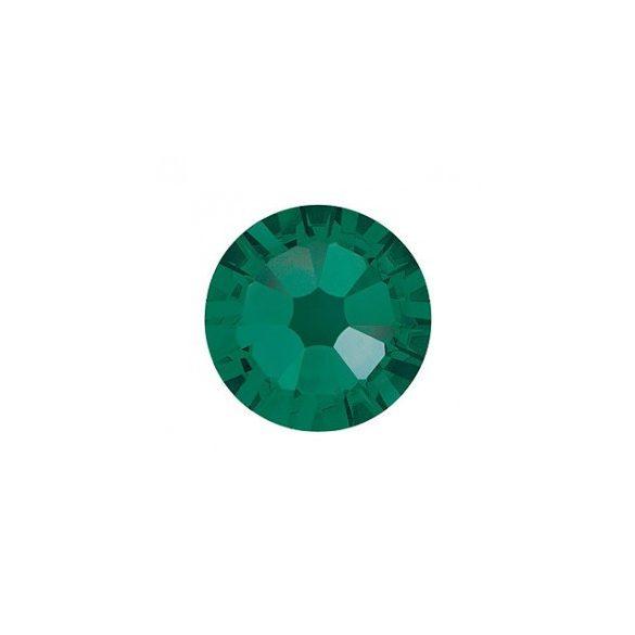 Swarovski Strass Verde Scuro Grande 100pz