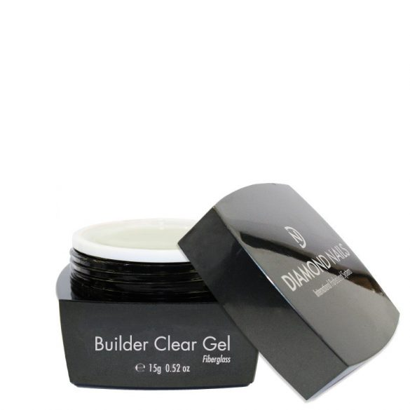 Builder Clear Gel Fiberglass 15g