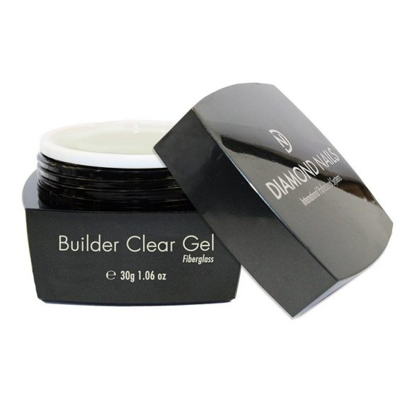Builder Clear Gel Fiberglass 30gr