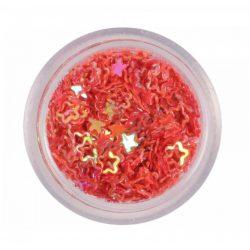 Fiorellini di Plastica - Rosso