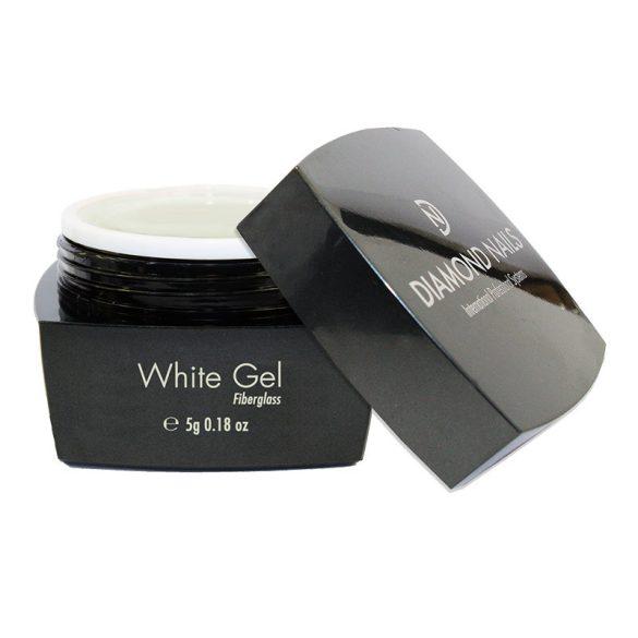 White Gel Fiberglass 5g