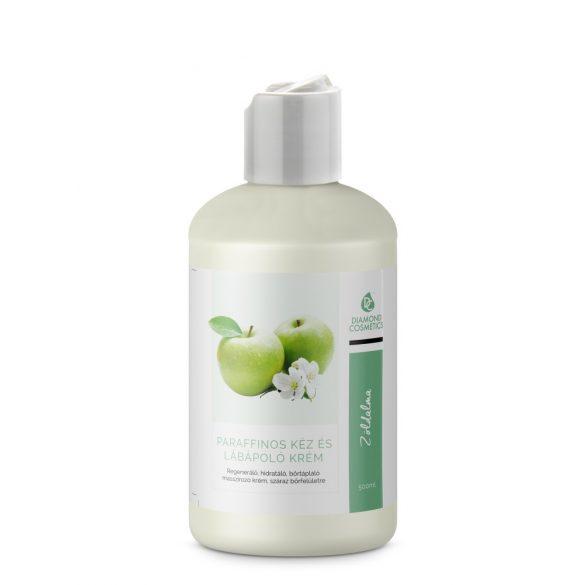Crema curante con paraffina - Mela Verde - Green Apple - 500 ml