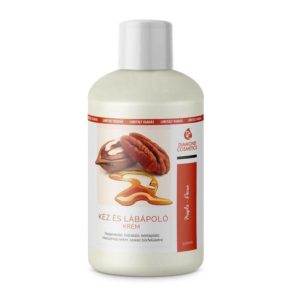 Crema curante mani e piedi - Acero pecan  500 ml