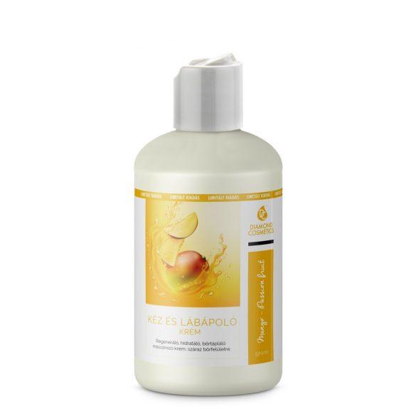 Crema curante mani e piedi - Mango passione  500ml