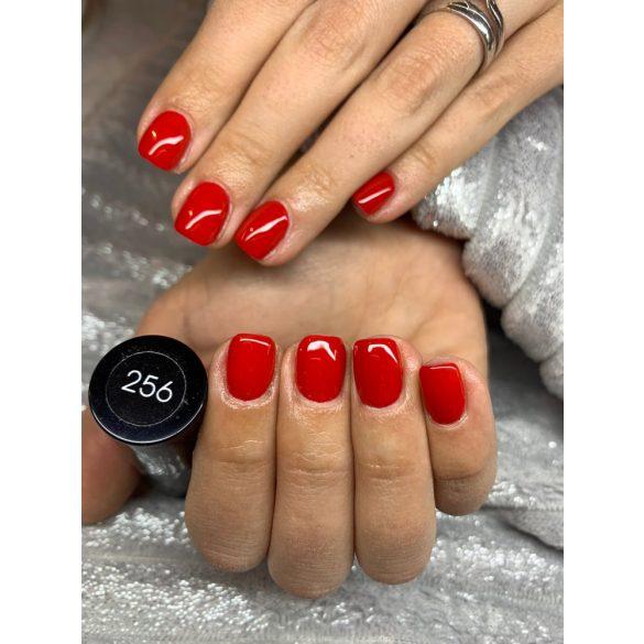 Gel Polish – DN256 - Violent Scarlet
