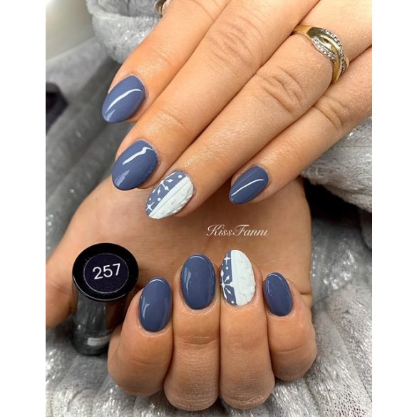 Gel Polish - DN257 - Soft Coal