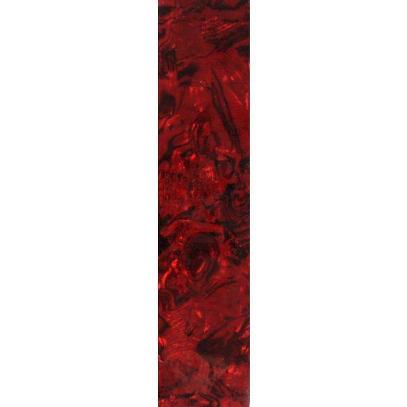 Striscia Madreperla - Rosso