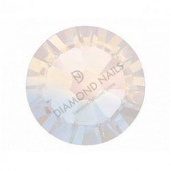 Swarovski Strass Bianco Opaco Grande Tondo 100 pz