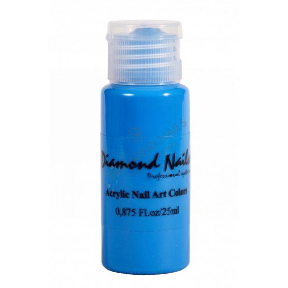 Pittura Acrilica - Blu Fluorescente  041