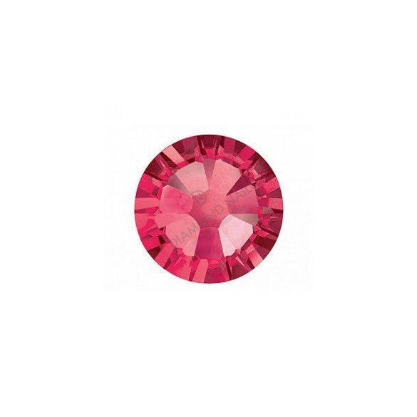 Swarovski Strass India Pink Tondo 100 pz