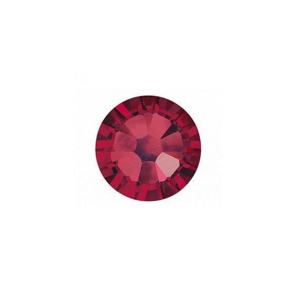 Swarovski Strass Ruby Tondo 100pz