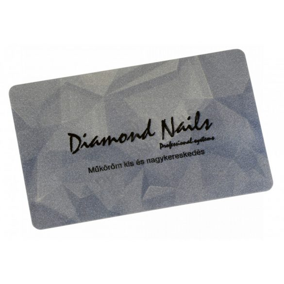 Diamond Nails Gift Card - Carta Prepagata da 50 Euro