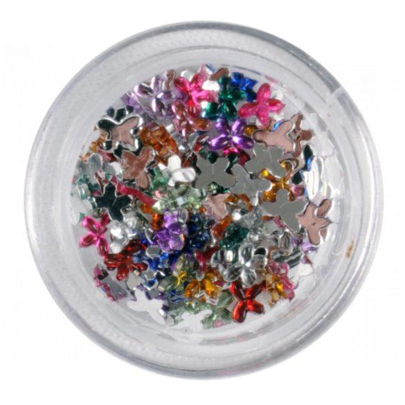 Strass Farfalla Mix