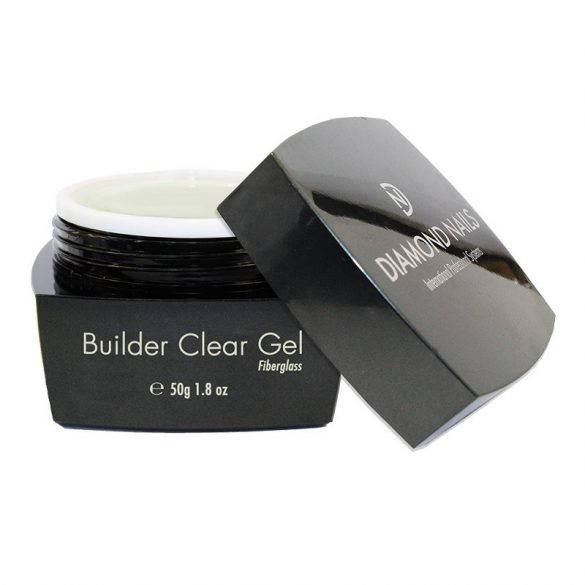 Builder Clear Gel Fiberglass 50gr