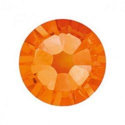 Swarovski Strass Arancio Tondo 100pz