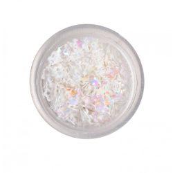 Fiorellini di Plastica - Bianco