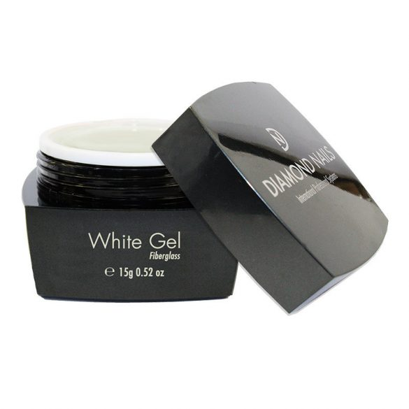 White Gel Fiberglass 15g