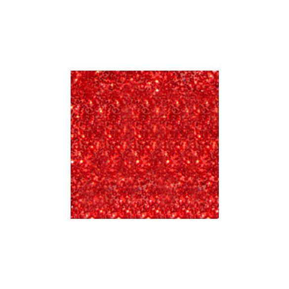 Polvere Acrilica Glitterata Rossa 049