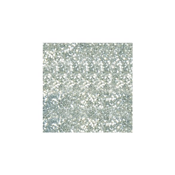 Polvere Acrilica  Glitterata Argento 046