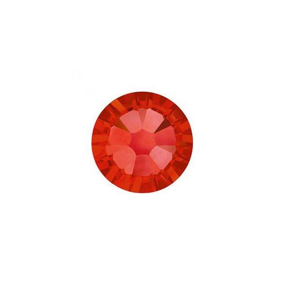 Swarovski Strass Rosso Grande Tondo 100pz