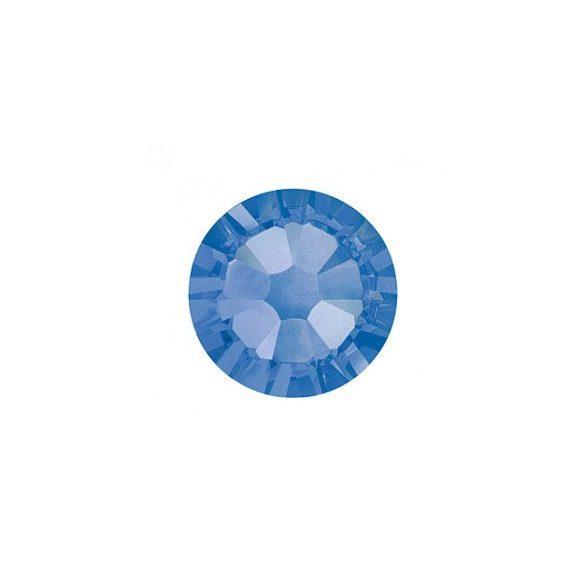 Swarovski Strass Blu Scuro Grande Tondo 100pz