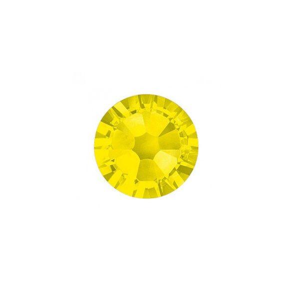 Swarovski Strass Limone Grande Tondo 100pz